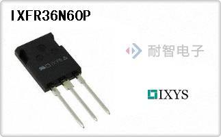 IXFR36N60P