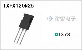 IXFX120N25