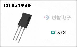 IXFX64N60P