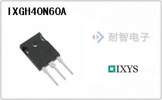 IXGH40N60A