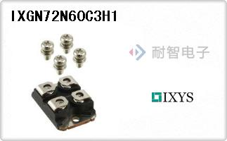 IXGN72N60C3H1
