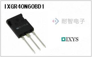 IXGR40N60BD1