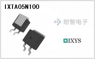 IXTA05N100