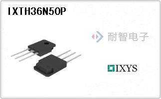 IXTH36N50P