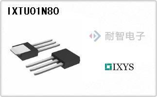 IXTU01N80
