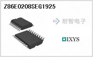 Z86E0208SEG1925