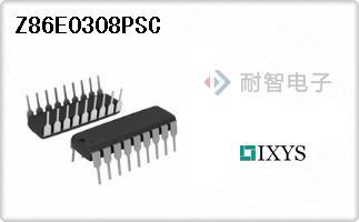 Z86E0308PSC