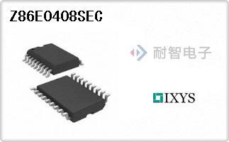 Z86E0408SEC