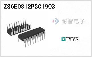 Z86E0812PSC1903