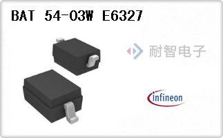 Infineon公司的单二极管整流器-BAT 54-03W E6327