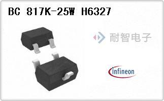 Infineon公司的单路晶体管(BJT)-BC 817K-25W H6327