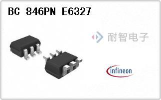 Infineon公司的晶体管阵列-BC 846PN E6327