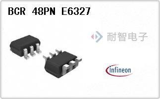 Infineon公司的阵列�o预偏压式晶体管-BCR 48PN E6327