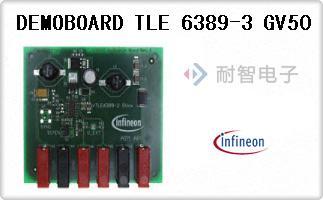DEMOBOARD TLE 6389-3 GV50