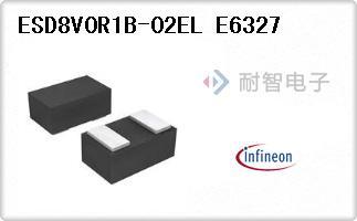 ESD8V0R1B-02EL E6327