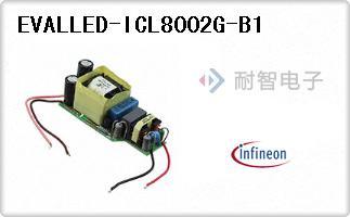 Infineon公司的LED驱动器评估板-EVALLED-ICL8002G-B1