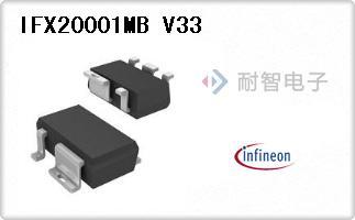 Infineon公司的线性稳压器芯片-IFX20001MB V33