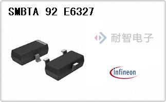 Infineon公司的单路晶体管(BJT)-SMBTA 92 E6327
