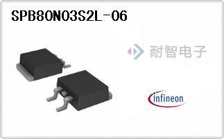 SPB80N03S2L-06