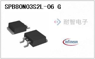 SPB80N03S2L-06 G