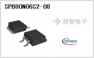 SPB80N06S2-08