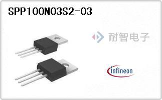 SPP100N03S2-03