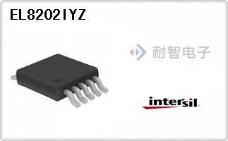 Intersil公司的运算放大器,缓冲放大器芯片-EL8202IYZ