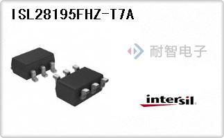 ISL28195FHZ-T7A