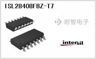 ISL28408FBZ-T7