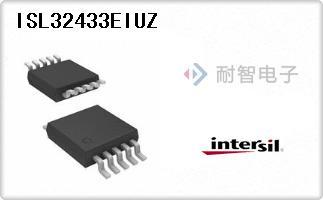 Intersil公司的驱动器,接收器,收发器芯片-ISL32433EIUZ