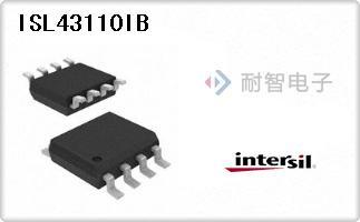 Intersil公司的模拟开关,多路复用器,多路分解器-ISL43110IB