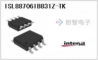 Intersil公司的监控器芯片-ISL88706IB831Z-TK