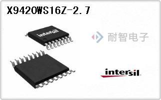 X9420WS16Z-2.7