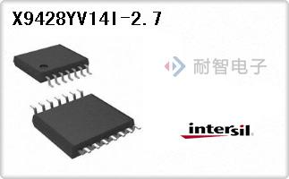 Intersil公司的数字电位器芯片-X9428YV14I-2.7