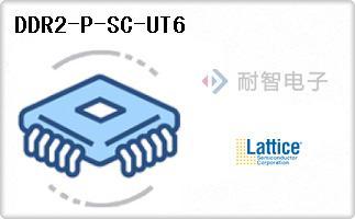 Lattice公司的软件,服务-DDR2-P-SC-UT6