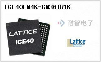 ICE40LM4K-CM36TR1K