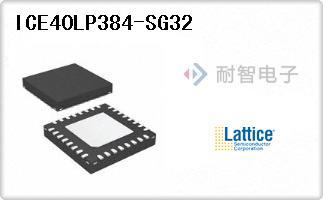 ICE40LP384-SG32