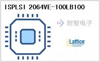 ISPLSI 2064VE-100LB100