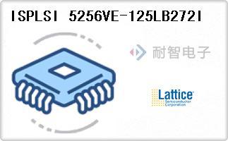 ISPLSI 5256VE-125LB272I