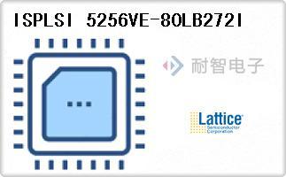 ISPLSI 5256VE-80LB272I