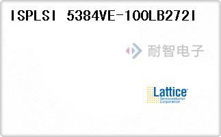 ISPLSI 5384VE-100LB272I