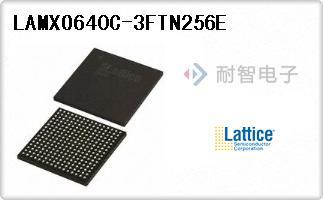 LAMXO640C-3FTN256E