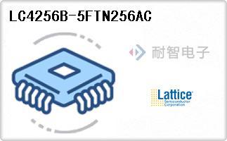 LC4256B-5FTN256AC