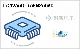LC4256B-75FN256AC