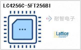 LC4256C-5FT256BI