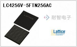 LC4256V-5FTN256AC