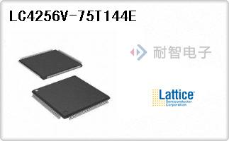 LC4256V-75T144E