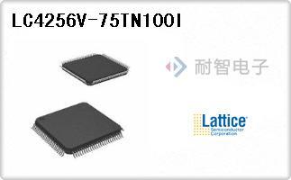 LC4256V-75TN100I