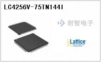 LC4256V-75TN144I