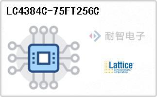 LC4384C-75FT256C
